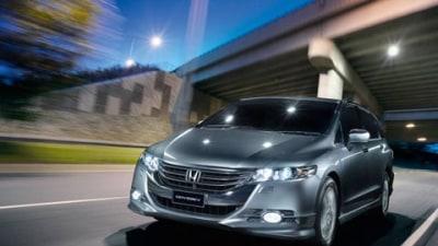 2009 Honda Odyssey Released In Australia