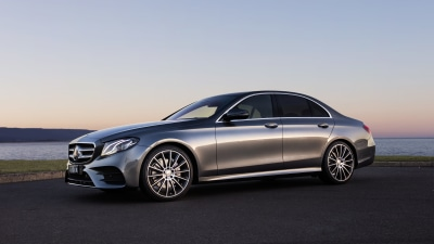 Mercedes-AMG E53 arrives in Oz