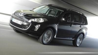 Peugeot Slashes Price On 4007