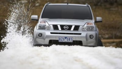 Nissan to unveil new 2008 X-Trail at Sydney International Motor Show