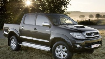 Toyota to Release New 2009 Hilux on AFL Grand Final Day?