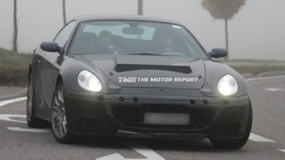 2012 Ferrari 612 Scaglietti Successor Spied; Ferrari Theme Park On The Way
