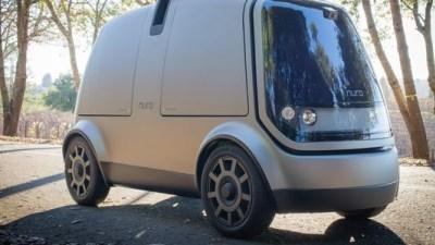 Nuro previews autonomous delivery van