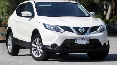 Nissan Qashqai Review: 2014 TS Diesel