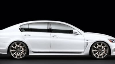 Lexus GS F Rumours Back In The Spotlight