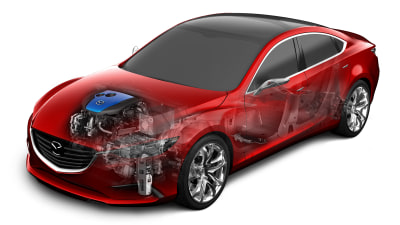 Mazda Gets Loopy With New Capacitor-Based KERS