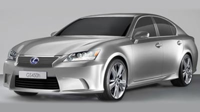 Is This The 2013 Lexus GS?