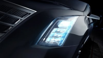 Cadillac To Unveil New Concept And CTS-V Coupe At Detroit Auto Show