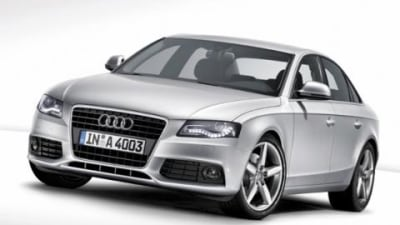 2008 Audi A4 official release