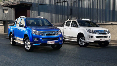 Isuzu D-Max X-Runner: Hot Special Returns For 2015 Sale