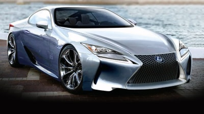 2016 Lexus SC Confirmed: Report