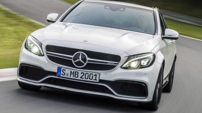 2015 Mercedes-AMG C63 Revealed