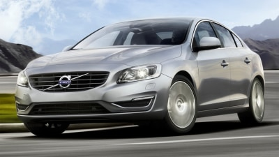 Volvo Reveals Facelifted 2014 Line-up