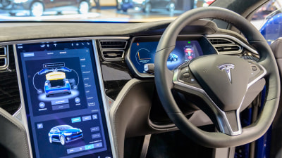 Old Tesla hardware containing owners' private data is surfacing on eBay