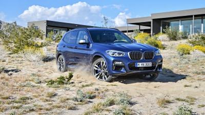 2018 BMW X3 20i revealed
