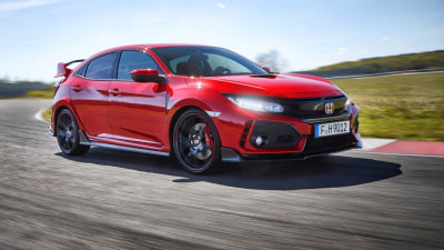 2018 Honda Civic Type R - Price And Features For Australia