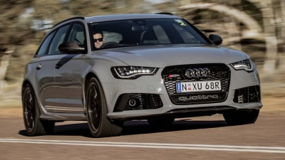 Audi RS6 Allroad On The Way?