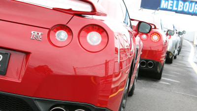 R35 Nissan GT-R Could Go Hybrid Or Electric