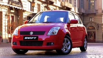 Suzuki Swift Being Updated