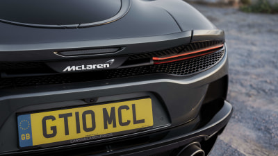 McLaren planning all-wheel drive hybrid - report