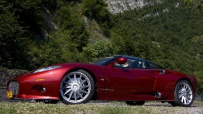 2009 Spyker C8 Aileron Images And Details Released