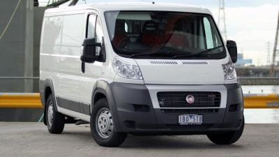 2014 Fiat Ducato Review: 180 Multijet