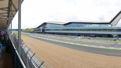Jaguar Declines To Buy Silverstone - British GP In Doubt