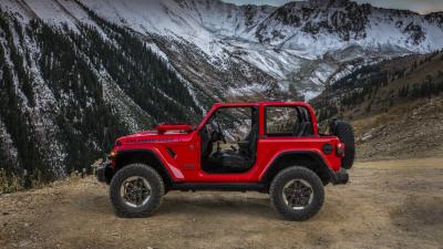 Jeep reveals new Wrangler