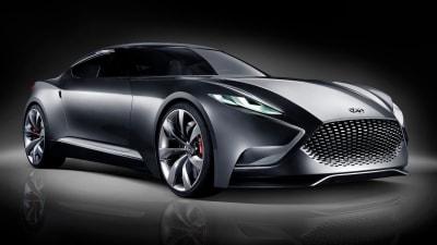 "Hyundai working on ""crazy"" sports-car, due 2020"