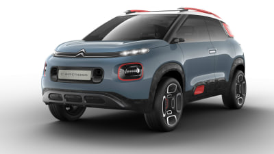 Citroen C3 Picasso Replacement Previewed In New C-Aircross SUV Concept
