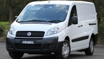 Fiat Scudo Recalled For Front Brake Fix