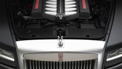 Rolls Royce Shares Details Of RR4 / 200EX 6.6 Litre Turbo V12