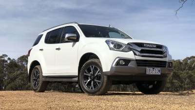 2019 Isuzu MU-X Review