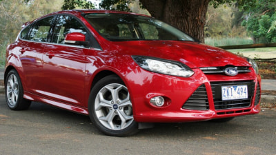 Ford Focus Recalled For Fuel Tank Issues