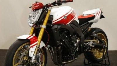 Yamaha FZ1 Abarth Assetto Corse Concept Bike