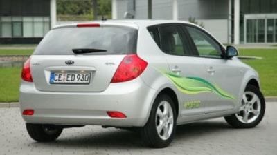 Kia Cee'd Hybrid Destined For Paris