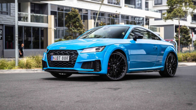2020 Audi TTS coupe review