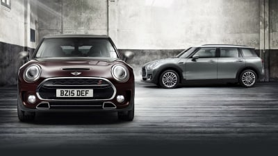 New MINI Clubman Revealed, Due In Australia By Late 2015