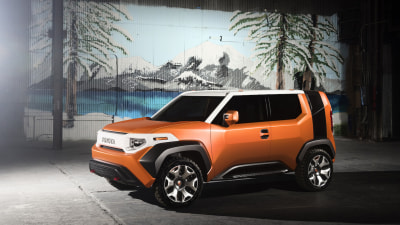 Toyota FT-4X Points To A Millennial-Friendly Off-Road Future