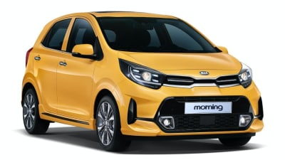 Kia Picanto facelift unveiled, here in a few months