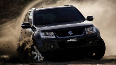 2009 Suzuki Grand Vitara Revealed
