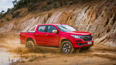 2017 Holden Colorado 4x4 Dual Cab REVIEW | Smarter, Better Everywhere, Holden's Colorado Now Has What It Takes...
