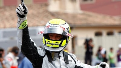F1: Button Ready To Open Brawn GP Contract Talks