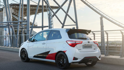 Toyota To Bring Gazoo Racing Performance Range Down Under