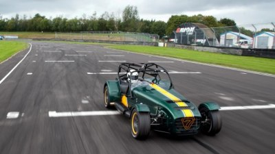 Caterham Reveals Fastest Ever Racer: Superlight R600