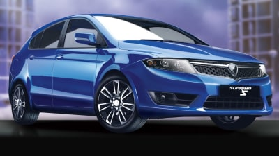 Proton Suprima: Prevé Hatch Sibling Confirmed For Australia