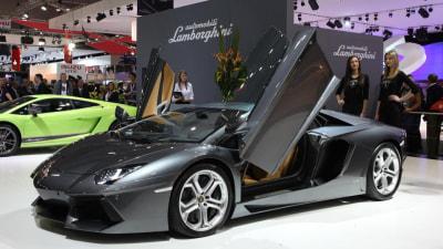 Lamborghini Aventador Launched In Australia