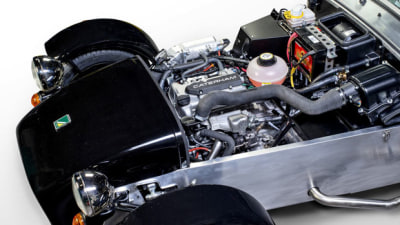 New Entry Caterham Seven Getting Turbo Suzuki Power