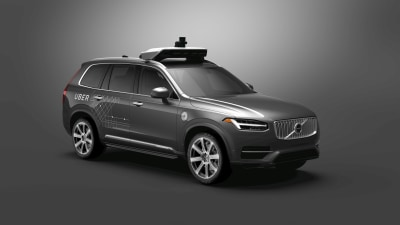 Volvo To Supply Autonomous-Ready Cars To Uber