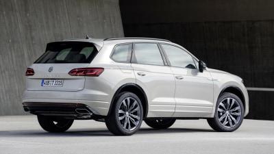 Volkswagen Touareg One Million edition revealed, not for Oz